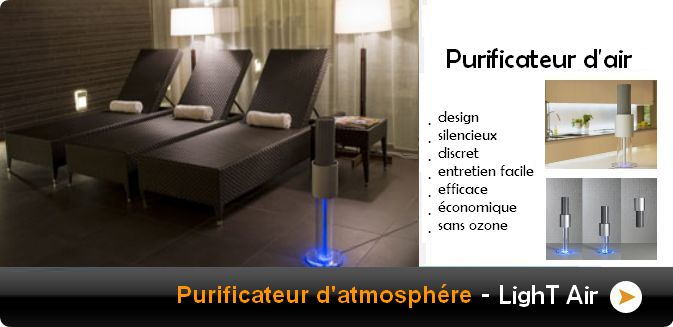 Purificateur d'air Light air