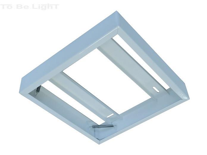 cadre de fixation dalle led 600x600 pr assembl pour mur ou plafond. Black Bedroom Furniture Sets. Home Design Ideas