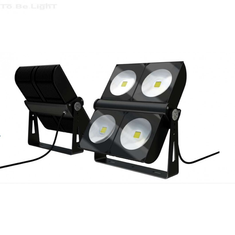 projecteur led professionnel ext rieur tanche ip65 400w. Black Bedroom Furniture Sets. Home Design Ideas