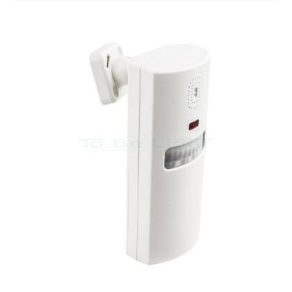 Alarme avec Détecteur Infrarouge 2 Télécommandes
