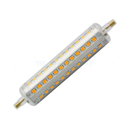 Ampoule LED Crayon R7S Slim 118mm 10W