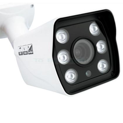 Caméra CCTV Bullet 1080p AHD IP67 IR80m