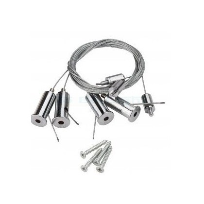 Kit de suspension Dalle LED