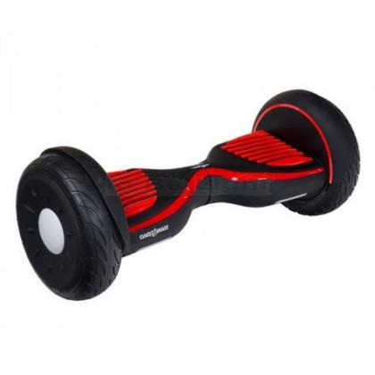 Skate iWatBoard iXL – Rouge et Noir Mat