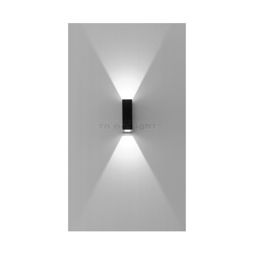 Applique murale led int rieur ext rieur orientable for Applique murale wc