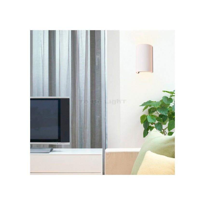applique murale led niza 300 lm 6w. Black Bedroom Furniture Sets. Home Design Ideas