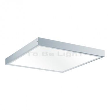 cadre de fixation pour dalle led 30x60 kit saillie mur ou plafond. Black Bedroom Furniture Sets. Home Design Ideas