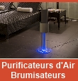 Purificateurs d'atmosphére