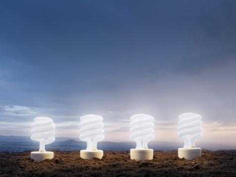 4 Ampoules Lumiére du jour
