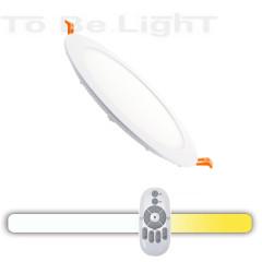 LED Ronde encastrable 3en1 ToBelighT