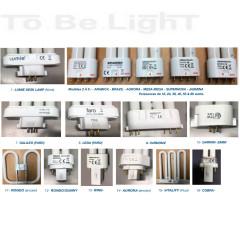 Tube de remplacement lampe de Luminothérapie