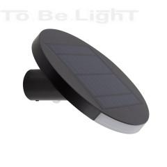 Applique LED Solaire IP65 Suez + Détecteur Mouvement