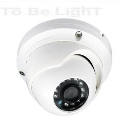 Caméra IP Domo 720p IR20m