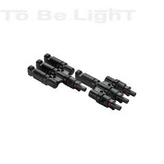 Connecteur MultiContact MC4 3/1 Câble 4-6mm2