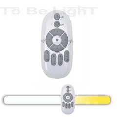 Telecommande LED Ronde encastrable 3en1 ToBelighT