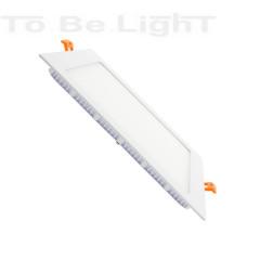 Dalle LED Encastrable Carrée 18W
