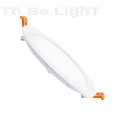 Dalle Encastrable LED Ronde 12W