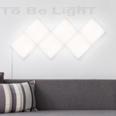 Panneau LED Carré 15x15cm 200 lm Extension