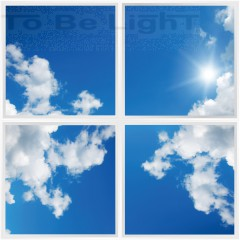 Dalle LED OASIS Blue Sky
