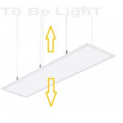 Dalle LED U2 - 20x120 - 3400 lm