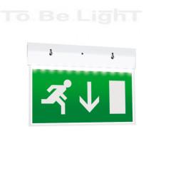 Signalisation de Secours LED 2W