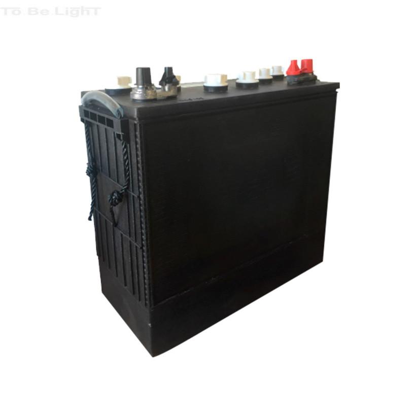 Batterie Stationnaire à Cycle Profond Solar UP-GC12TOP 12V