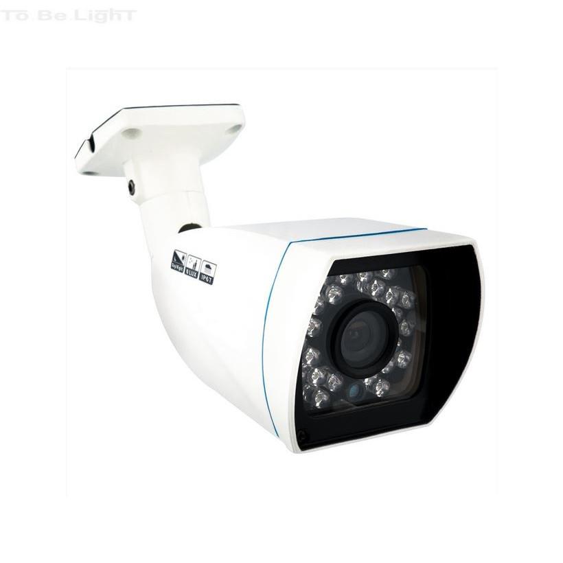 Caméra CCTV Bullet 720p AHD IP67 IR25m