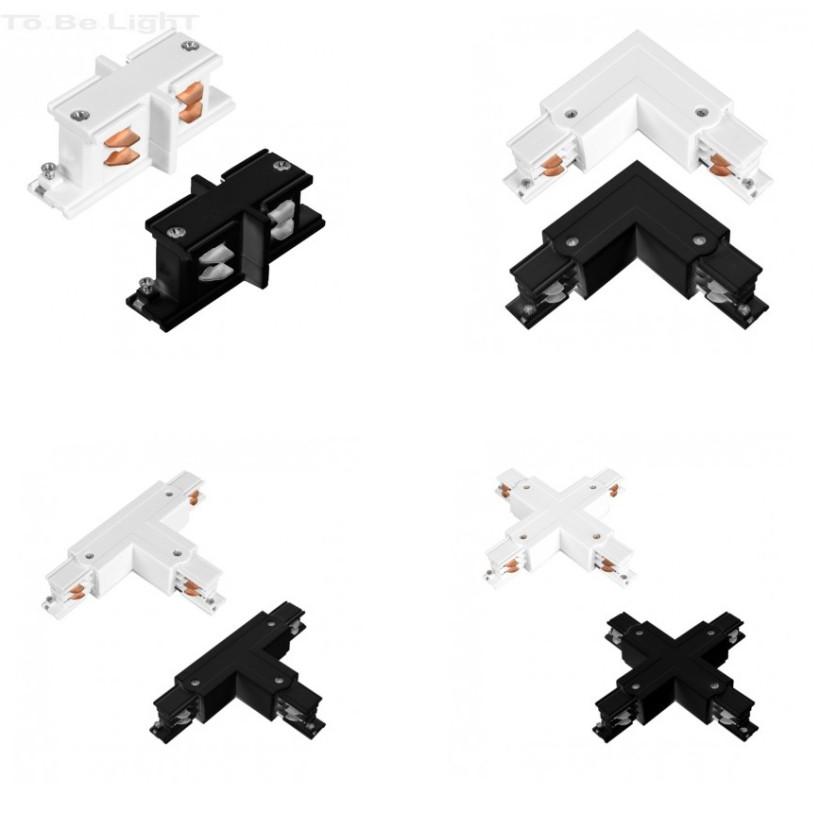 Connecteur Type I L T X pour Rail Triphasé