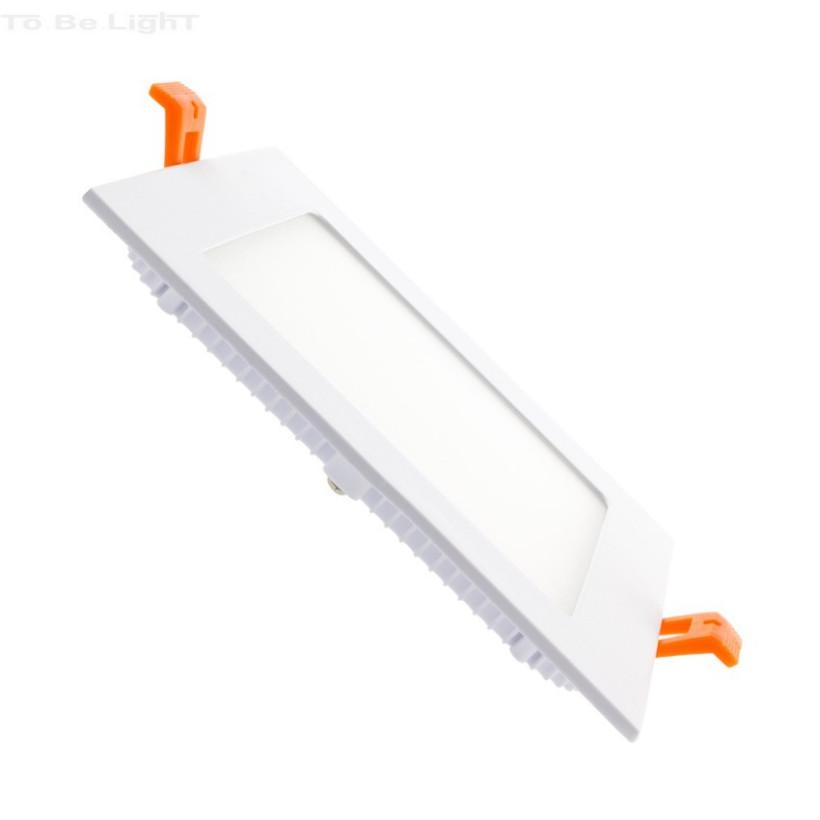 Dalle Encastrable LED Carrée 12W
