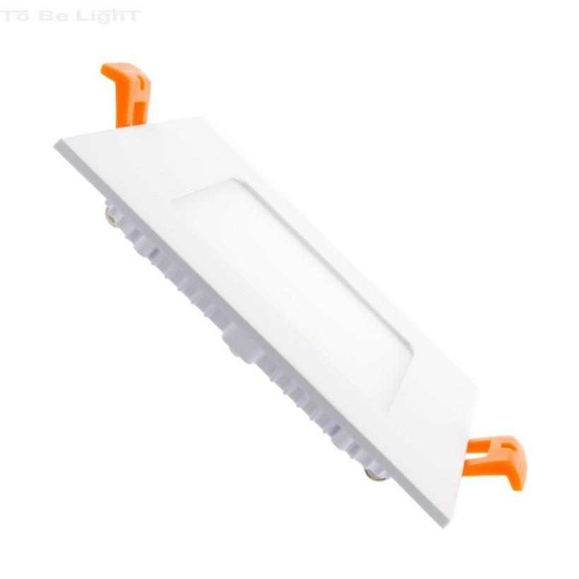 Dalle Encastrable LED Carrée 6W