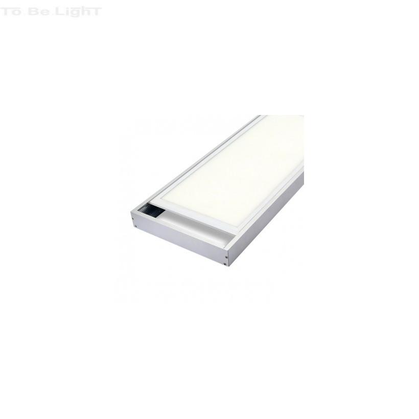 Kit Cadre saillie Dalle LED 30x120