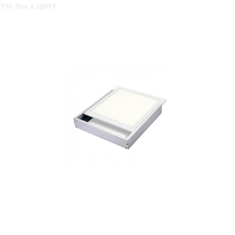 Kit Cadre saillie Dalle LED 60x60