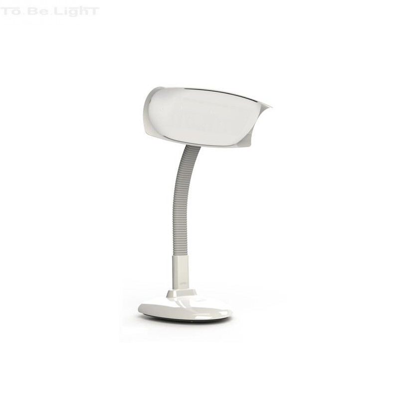 LUMIE® DESK LAMP II: Luminothérapie et confort au bureau