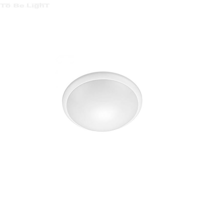 Plafonnier Surface LED IP44 / 30CM + Détecteur de mouvement