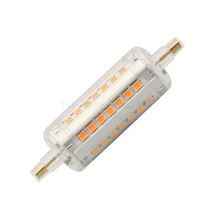 Ampoules LED R7S Slim 78mm 5W