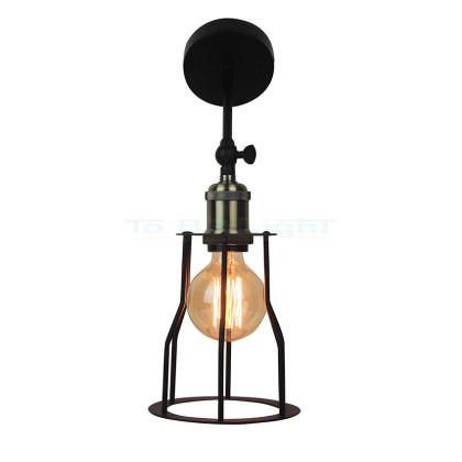 Lampe suspendue Industrielle Delta