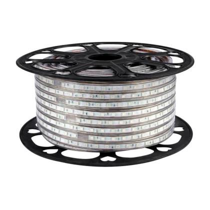Bobine 50 mètres Ruban LED 10W/m 220V