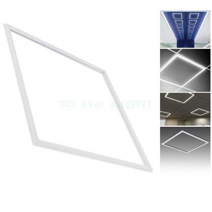 Dalle LED 60x60 - Contour - 3600 lm