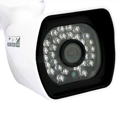 Caméra CCTV Bullet 720p AHD IP67 IR30m