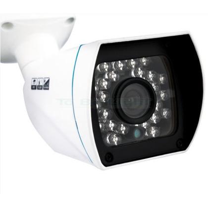 Caméra CCTV Bullet IP 720p HD IP67 IR30m