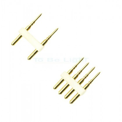 Connecteur 2 PIN / 4 PIN pour Ruban LED 220V
