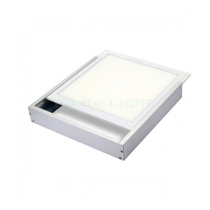 Kit Cadre saillie Dalle LED 60x60