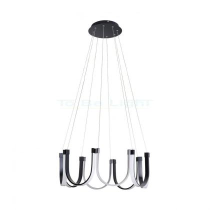 Lampe LED Suspendue Sinarcas 112W