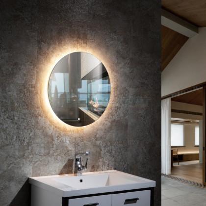 Miroir Décoratif LED CCT Sélectionnable Bermudas 35W
