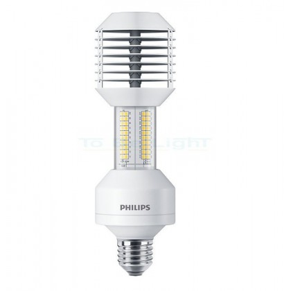 Lampe de Rue LED PHILIPS Corn Road 6000 lm E27 Ballast Conventionnel