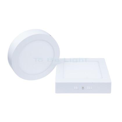 Plafonnier Surface LED 6W / 12CM