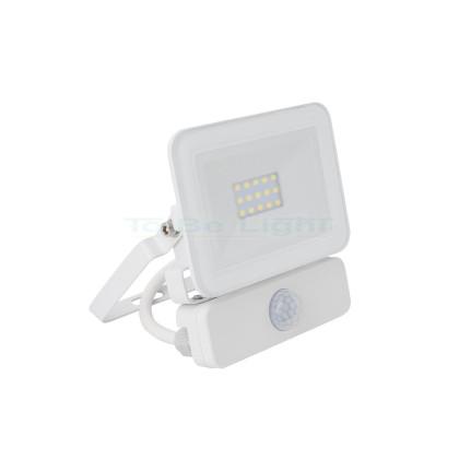 Projecteur LED + Détecteur de Mouvement PIR 10W