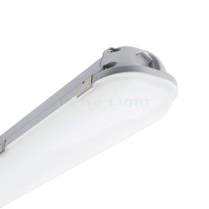 Réglette LED IP65 Allu 1200mm 40W