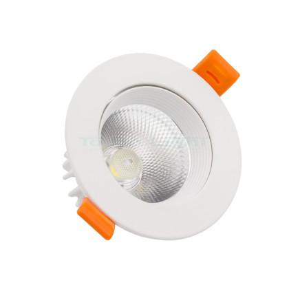 Spot LED 15W  Orientable 1200 lm Blanc