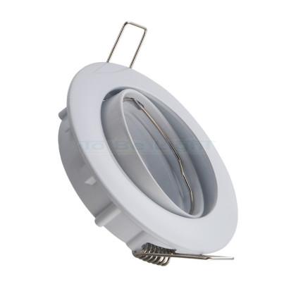 Anneau encastrable orientable pour spot LED